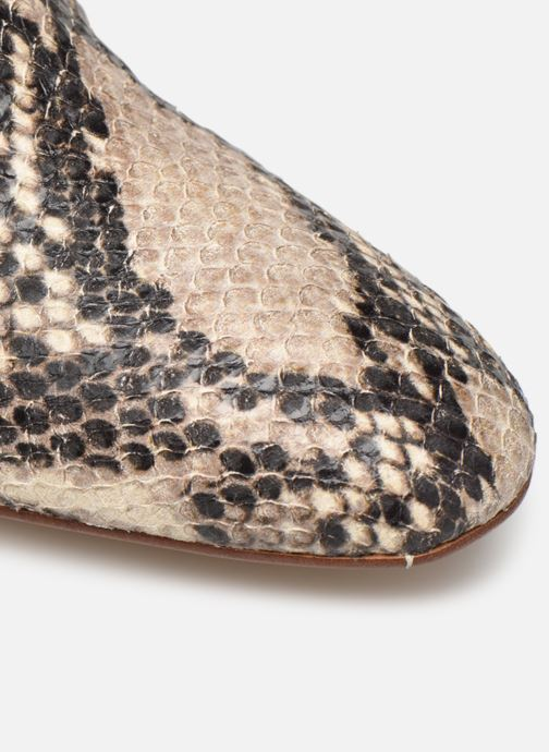Stivaletti e tronchetti Made by SARENZA Soft Folk Boots #8 Beige immagine sinistra