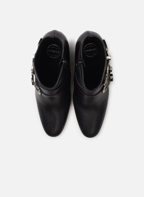 Botines  Made by SARENZA Soft Folk Boots #8 Negro vista del modelo