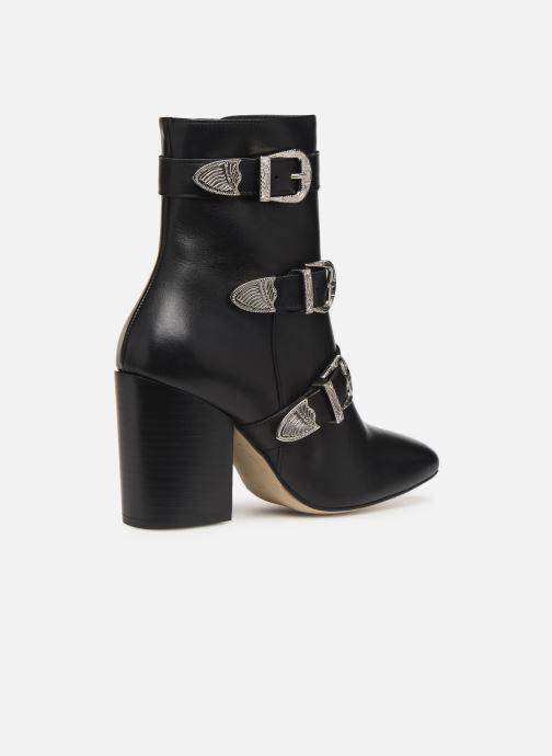 Botines  Made by SARENZA Soft Folk Boots #8 Negro vista de frente