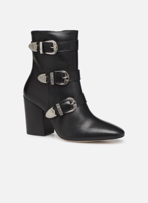 Botines  Made by SARENZA Soft Folk Boots #8 Negro vista lateral derecha