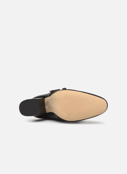 Stiefeletten & Boots Made by SARENZA Soft Folk Boots #8 schwarz ansicht von oben