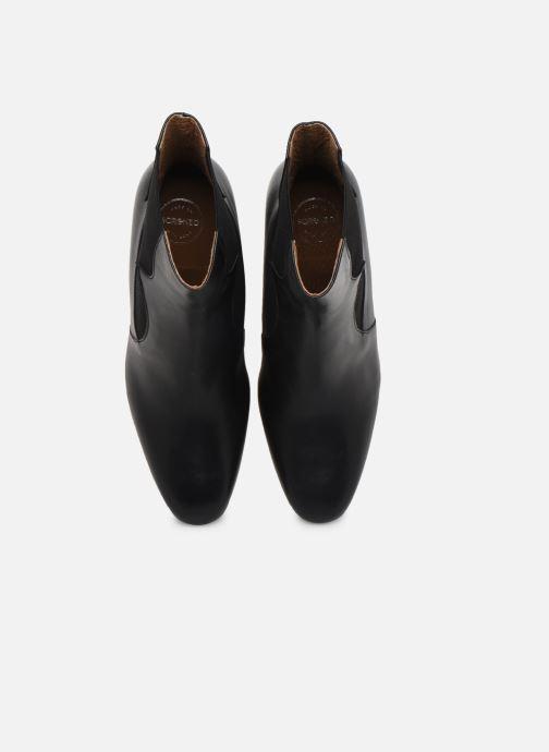 Botines  Made by SARENZA Soft Folk Boots #7 Negro vista del modelo