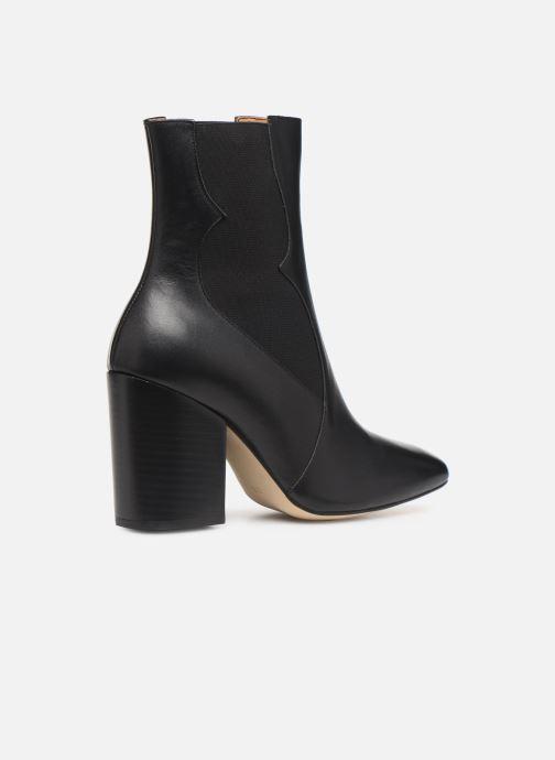 Bottines et boots Made by SARENZA Soft Folk Boots #7 Noir vue face