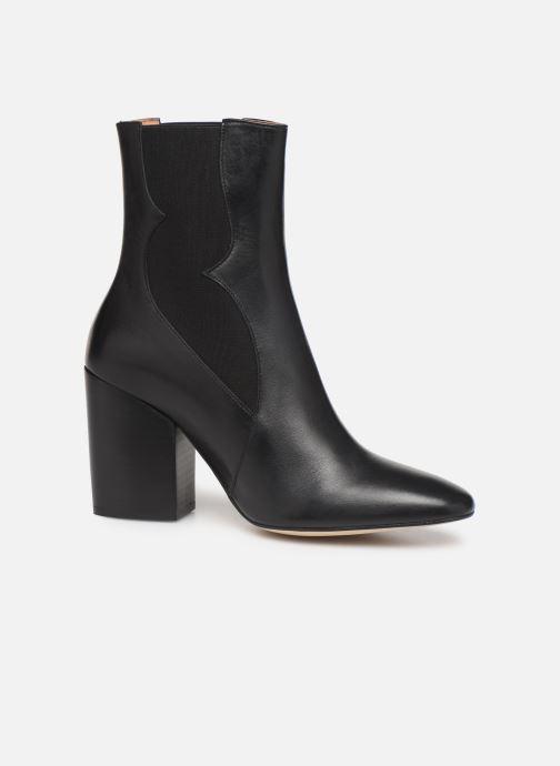 Botines  Made by SARENZA Soft Folk Boots #7 Negro vista lateral derecha