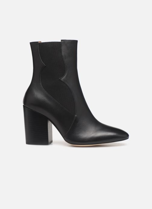 Botines  Made by SARENZA Soft Folk Boots #7 Negro vista de detalle / par