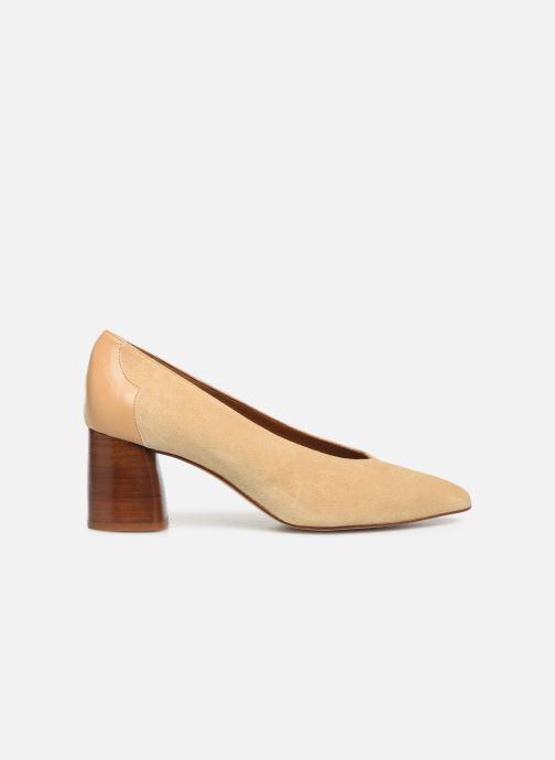 Zapatos de tacón Made by SARENZA Soft Folk Escarpin #5 Beige vista de detalle / par
