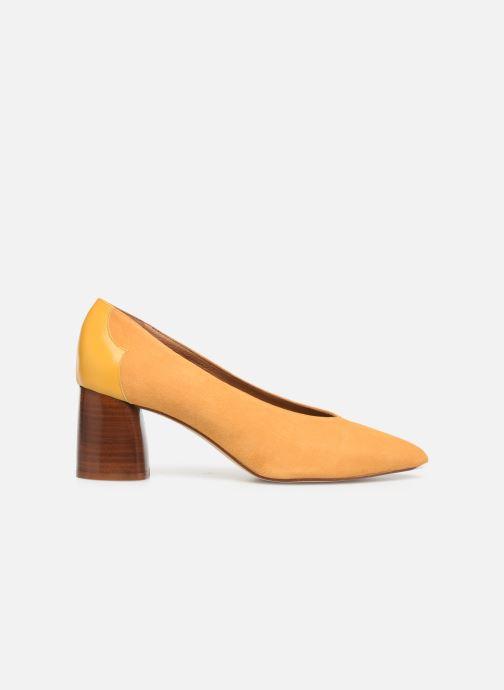 Zapatos de tacón Made by SARENZA Soft Folk Escarpin #5 Amarillo vista de detalle / par