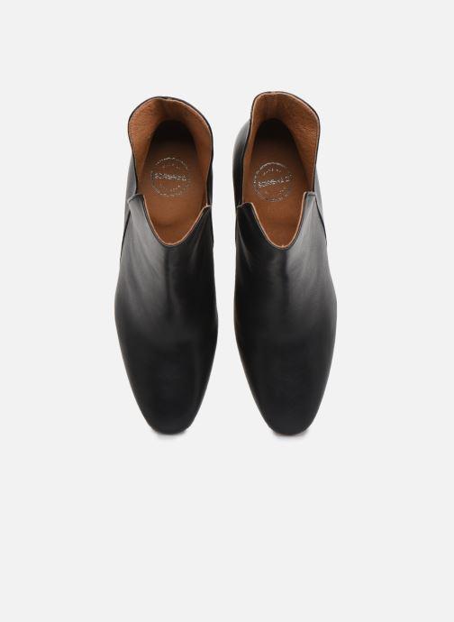 Bottines et boots Made by SARENZA Night Rock Boots #3 Noir vue portées chaussures