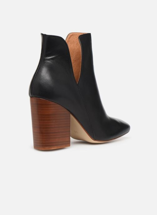 Bottines et boots Made by SARENZA Night Rock Boots #3 Noir vue face