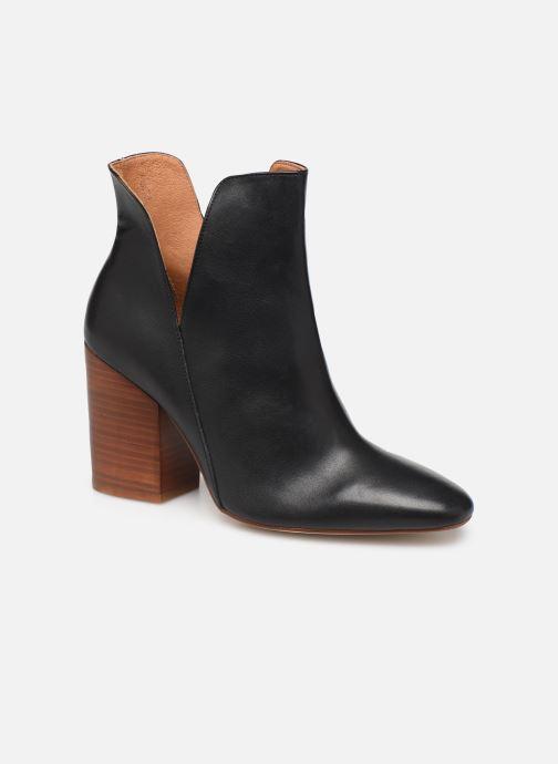 Botines  Made by SARENZA Night Rock Boots #3 Negro vista lateral derecha