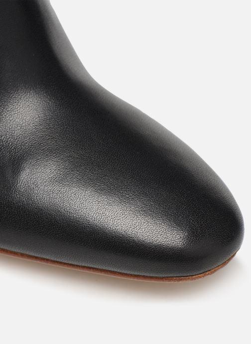 Bottines et boots Made by SARENZA Night Rock Boots #3 Noir vue gauche