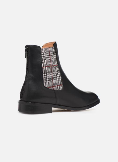 Botines  Made by SARENZA Retro Dandy Boots #7 Negro vista de frente