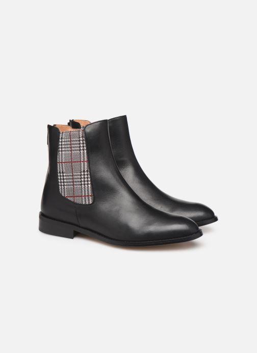 Botines  Made by SARENZA Retro Dandy Boots #7 Negro vista lateral derecha