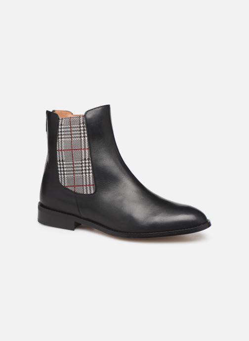 Bottines et boots Made by SARENZA Retro Dandy Boots #7 Noir vue derrière