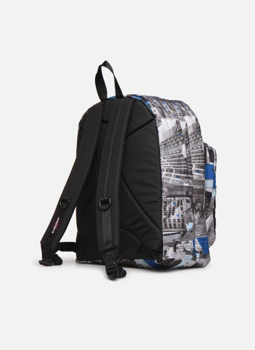 Rucksacks Eastpak PINACCLE Grey view from the right