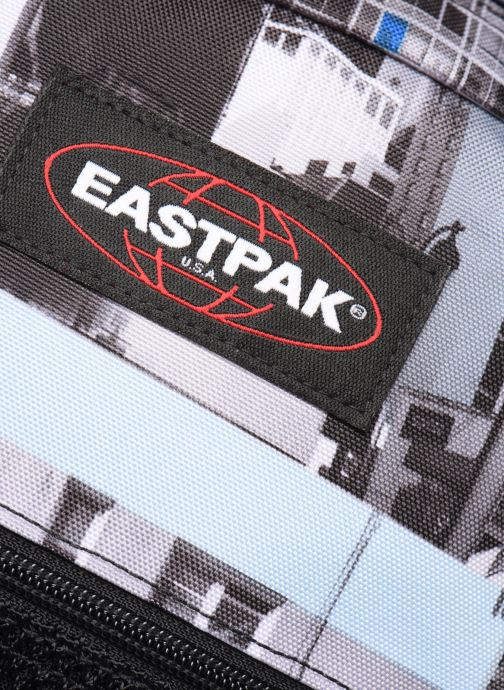 Rucksacks Eastpak PINACCLE Grey view from the left