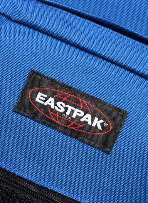 Mochilas Eastpak PINACCLE Azul vista lateral izquierda