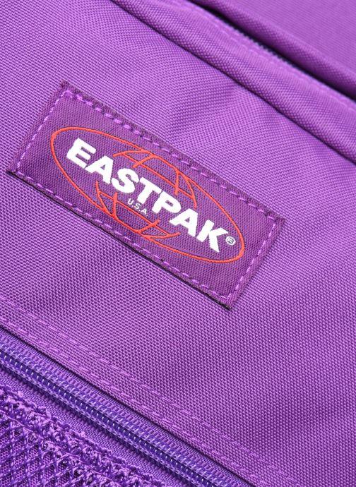 Sacs à dos Eastpak PINACCLE Violet vue gauche