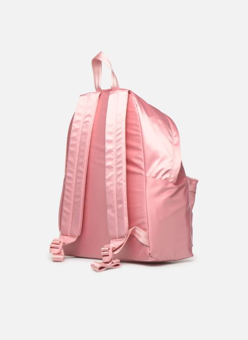 Rugzakken Eastpak PADDED PACK'R SATINSFACTION Roze rechts