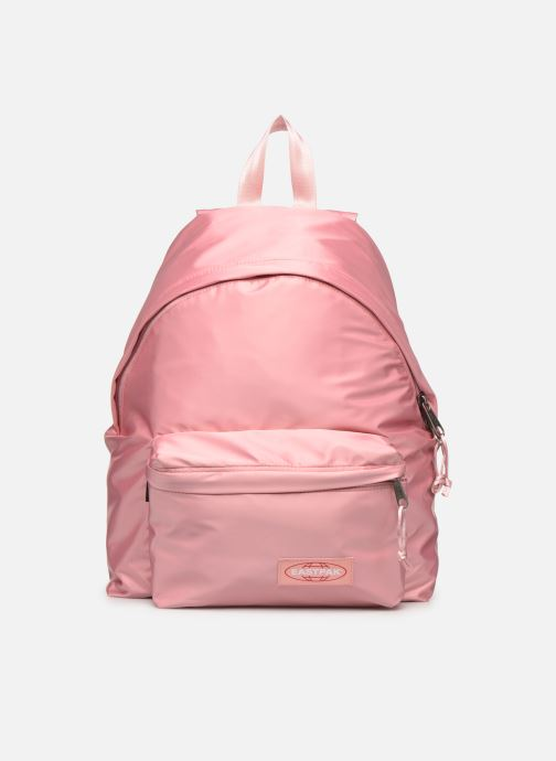 Sacs à dos Eastpak PADDED PACK'R SATINSFACTION Rose vue détail/paire