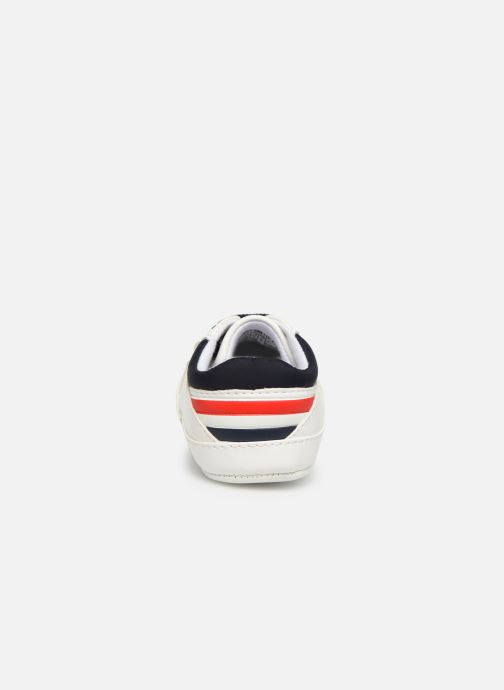 Baskets Tommy Hilfiger Tommy 30407 Blanc vue droite