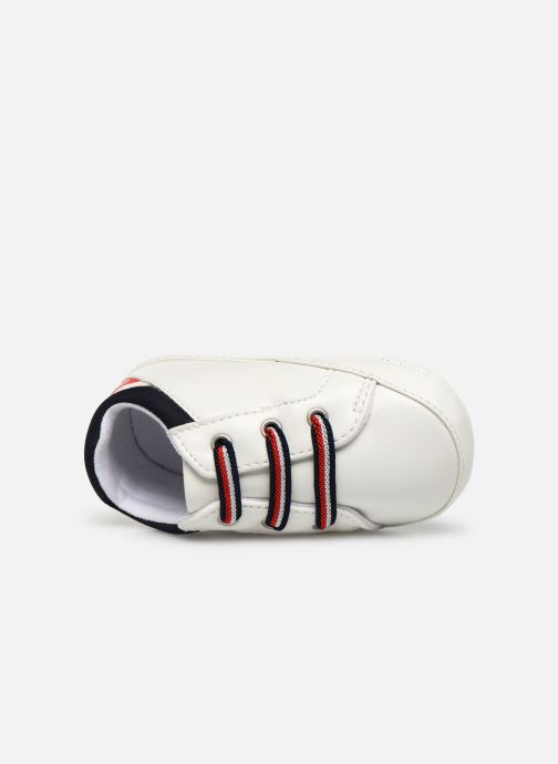 Sneakers Tommy Hilfiger Tommy 30407 Wit links