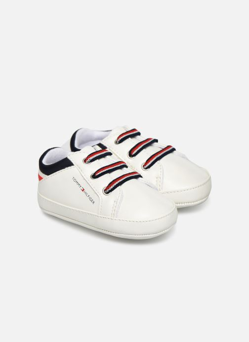 Sneakers Tommy Hilfiger Tommy 30407 Wit detail