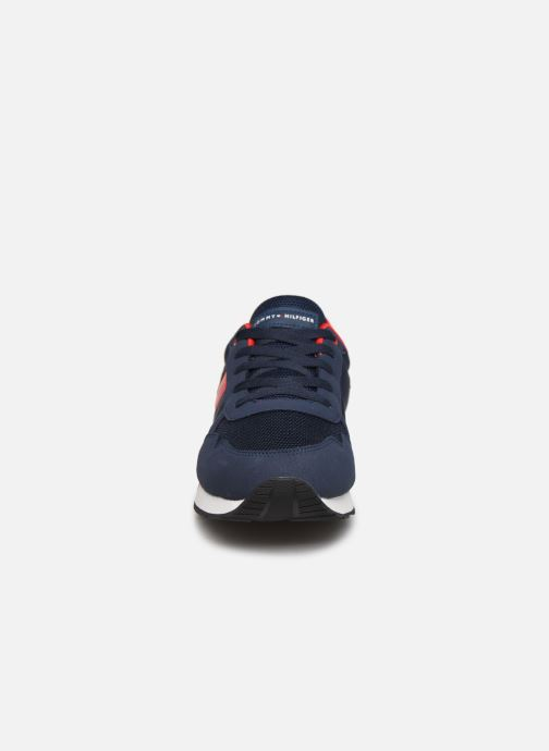 Baskets Tommy Hilfiger Tommy 30482 Bleu vue portées chaussures