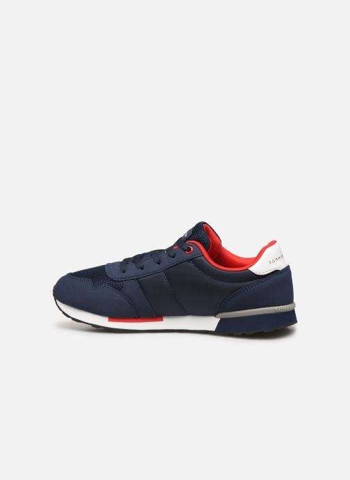 Sneakers Tommy Hilfiger Tommy 30482 Blauw voorkant