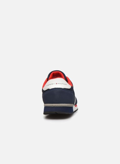 Sneakers Tommy Hilfiger Tommy 30482 Blauw rechts