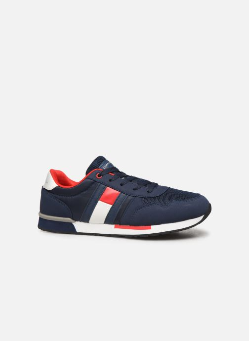 Sneakers Tommy Hilfiger Tommy 30482 Blauw achterkant