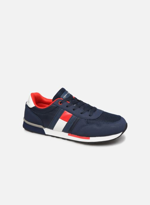 Sneakers Tommy Hilfiger Tommy 30482 Blauw detail