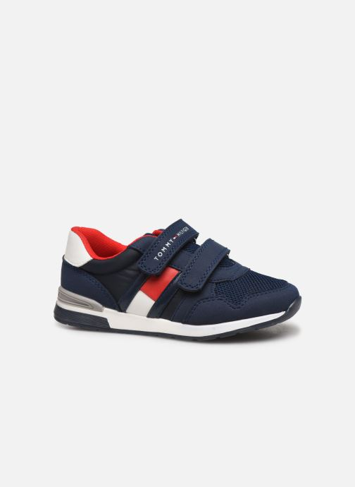 Sneakers Tommy Hilfiger Tommy 30481 Blauw achterkant