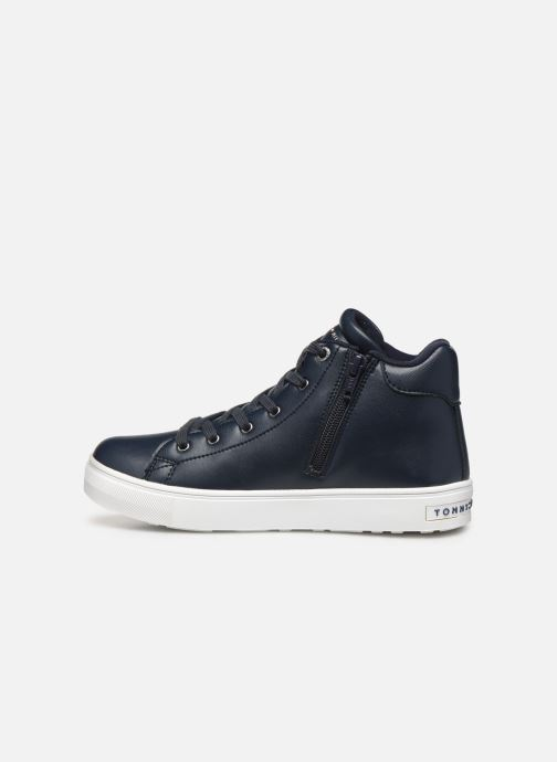Sneakers Tommy Hilfiger Tommy 30510 Azzurro immagine frontale