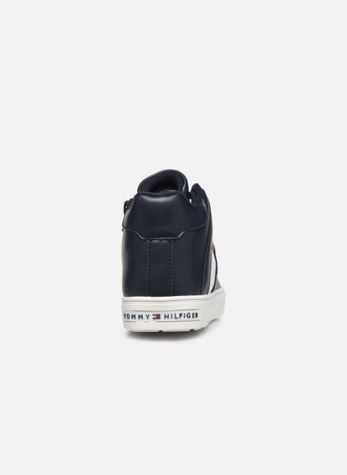 Sneakers Tommy Hilfiger Tommy 30510 Azzurro immagine destra