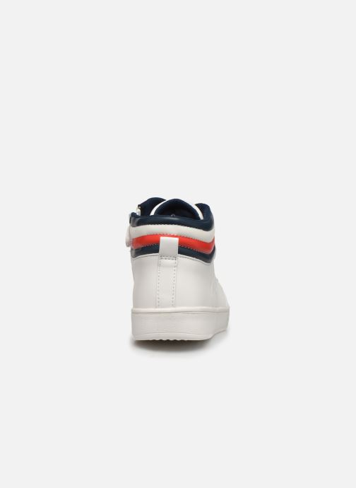 Sneakers Tommy Hilfiger Tommy 30498 Bianco immagine destra