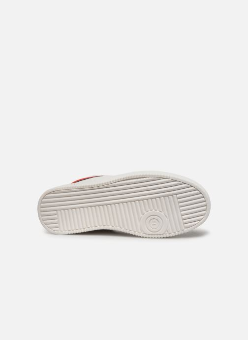 Sneakers Tommy Hilfiger Tommy 30498 Bianco immagine dall'alto
