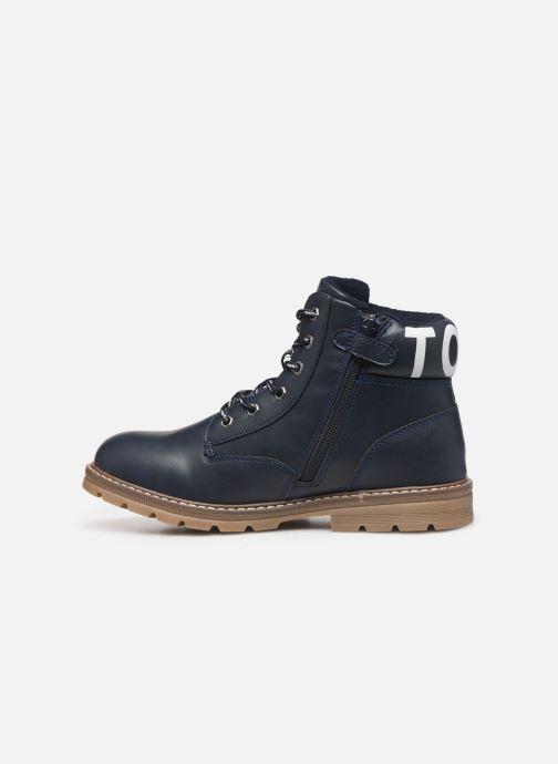 Stiefeletten & Boots Tommy Hilfiger Tommy 30529/30528 blau ansicht von vorne