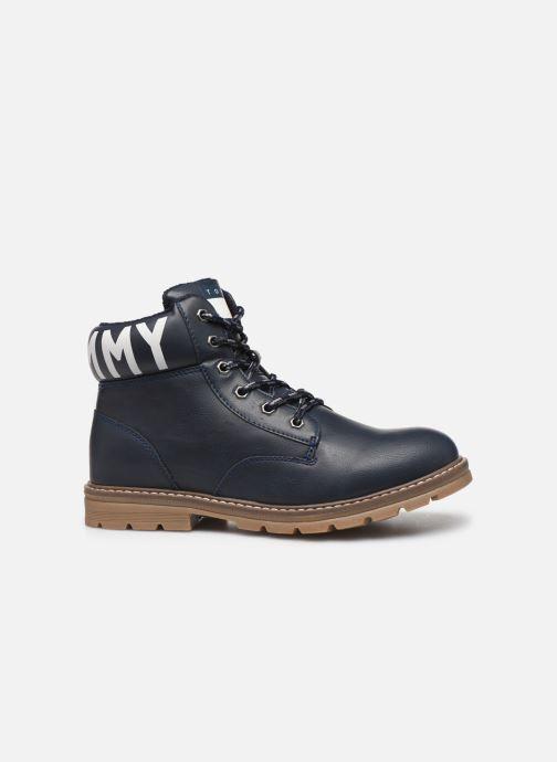 Boots en enkellaarsjes Tommy Hilfiger Tommy 30529/30528 Blauw achterkant