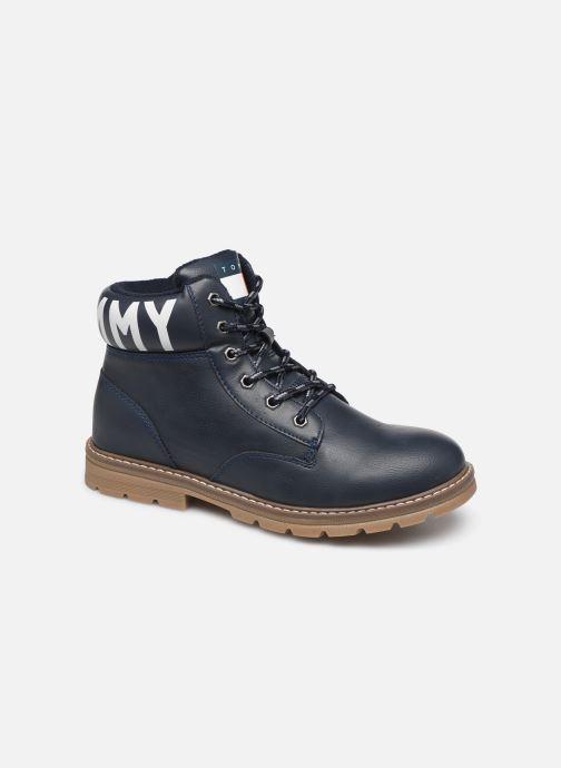 Boots en enkellaarsjes Tommy Hilfiger Tommy 30529/30528 Blauw detail