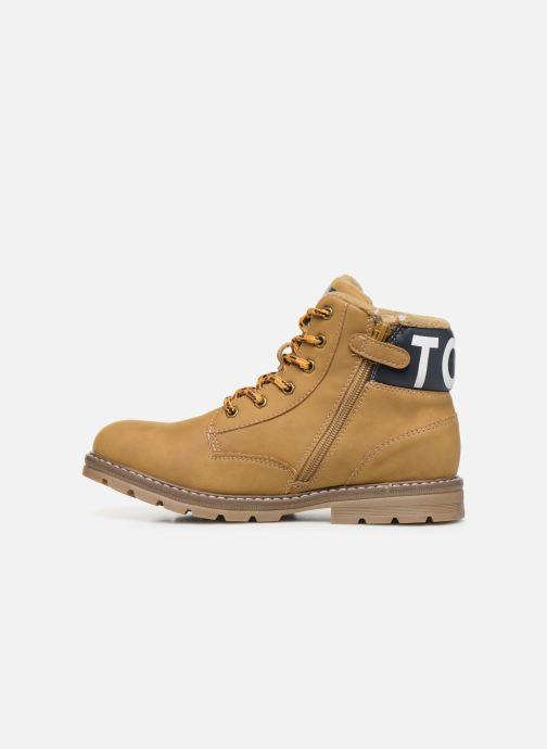 Boots en enkellaarsjes Tommy Hilfiger Tommy 30529/30528 Bruin voorkant