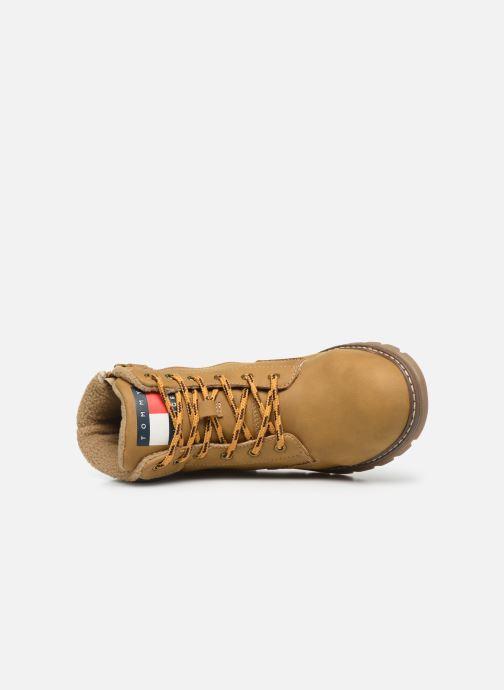 Bottines et boots Tommy Hilfiger Tommy 30529/30528 Marron vue gauche