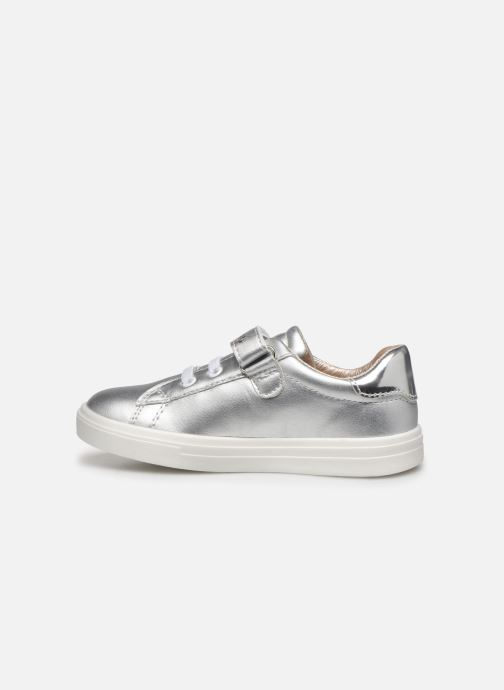 Sneakers Tommy Hilfiger Tommy 30423 Argento immagine frontale
