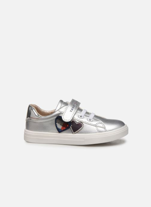 Sneakers Tommy Hilfiger Tommy 30423 Zilver achterkant