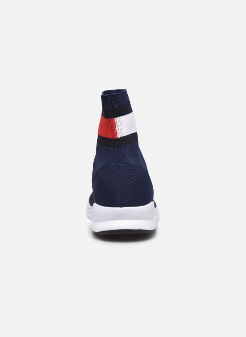 Sneakers Tommy Hilfiger Tommy 30419 Blauw rechts