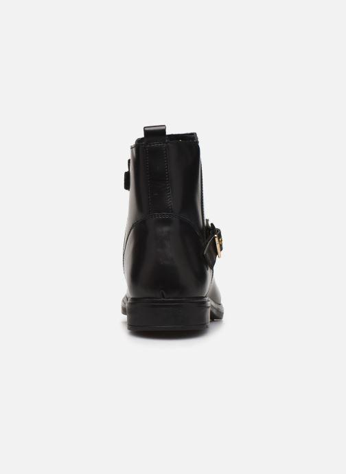 Stiefeletten & Boots Tommy Hilfiger Tommy 30461 schwarz ansicht von rechts