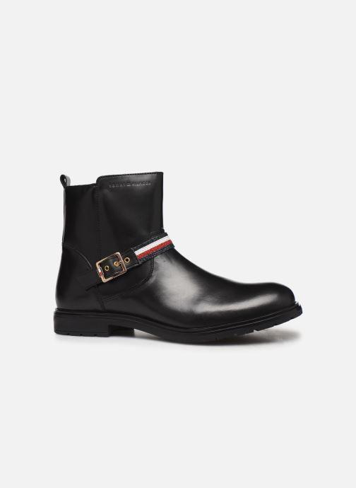 Bottines et boots Tommy Hilfiger Tommy 30461 Noir vue derrière