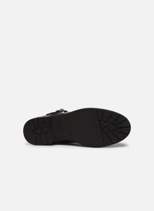 Stiefeletten & Boots Tommy Hilfiger Tommy 30461 schwarz ansicht von oben