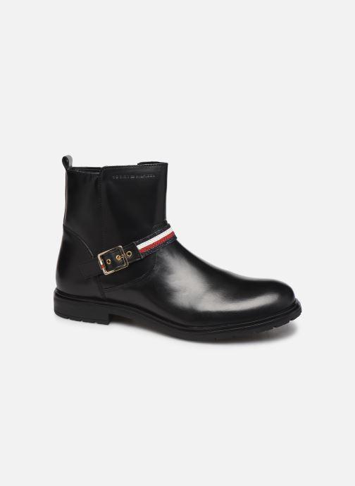Bottines et boots Tommy Hilfiger Tommy 30461 Noir vue détail/paire