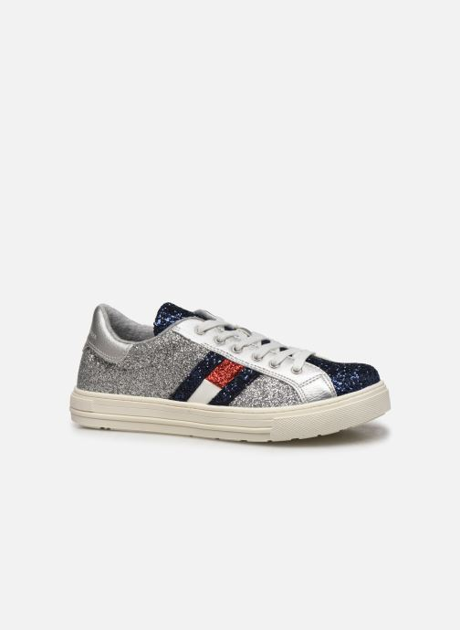 Sneakers Tommy Hilfiger Tommy 30431 Zilver achterkant